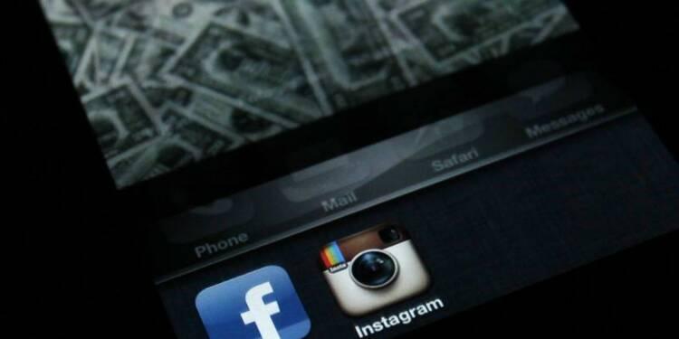 Facebook ajoute de la vidéo à son service Instagram