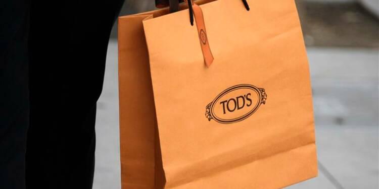 Le chiffre d'affaires 2013 de Tod's inférieur aux attentes