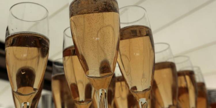 Les ventes de champagne reculent pour la 2e année d'affilée