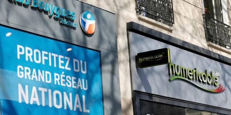 Bouygues veut vendre son réseau mobile à Free pour racheter SFR