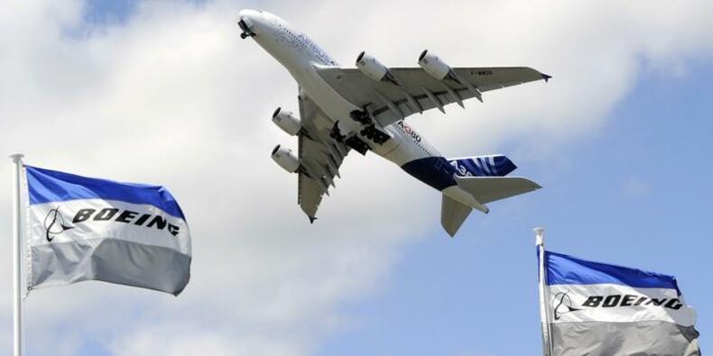 Boeing a probablement battu Airbus en 2013 en termes de livraisons