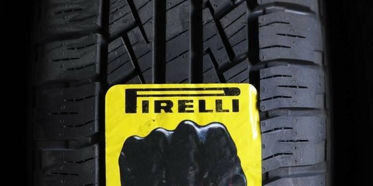 Pirelli confirme ses objectifs 2014 après son 1er trimestre