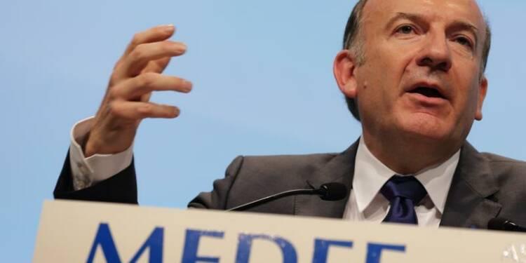 Pierre Gattaz hostile à toute fiscalité écologique