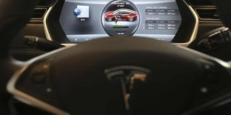 BMW et Tesla ont discuté voitures électriques