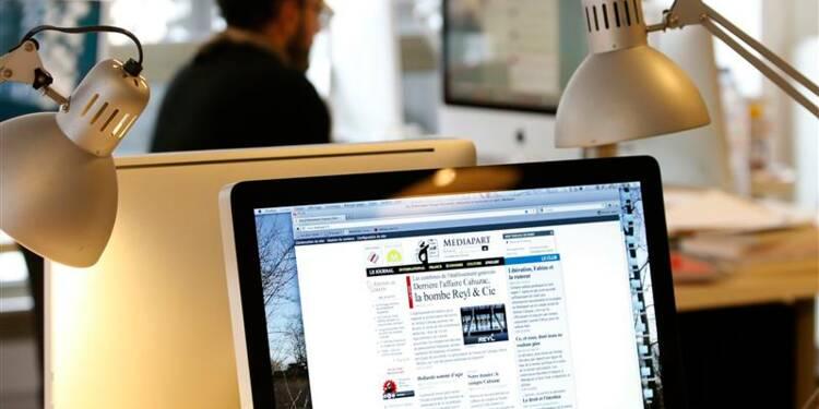 La TVA sur la presse en ligne bientôt fixée à 2,1%