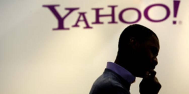 Yahoo ! aïe, aïe, aïe...
