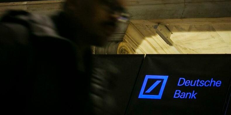 Perte trimestrielle inattendue pour Deutsche Bank