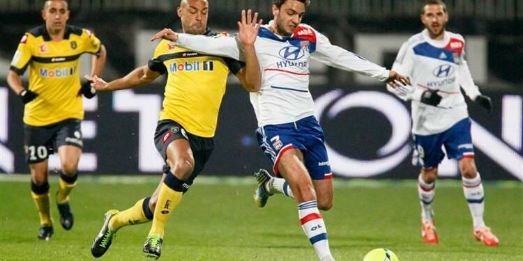 Ligue 1: l'OM gagne à Nice et conforte sa place sur le podium