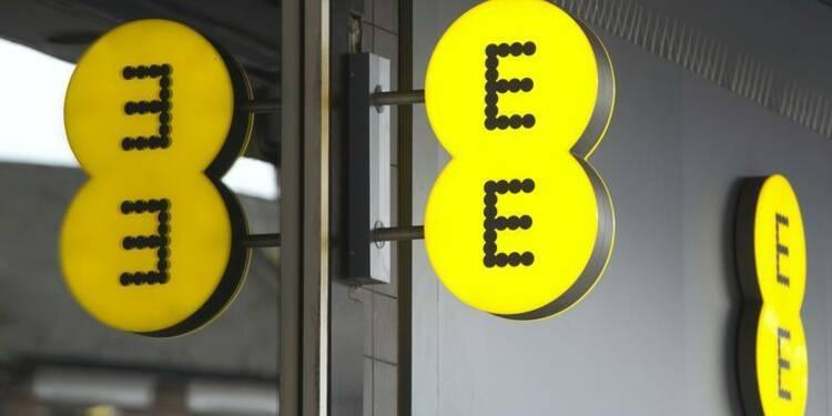 Le succès de la 4G a soutenu les résultats d'EE au 3e trimestre