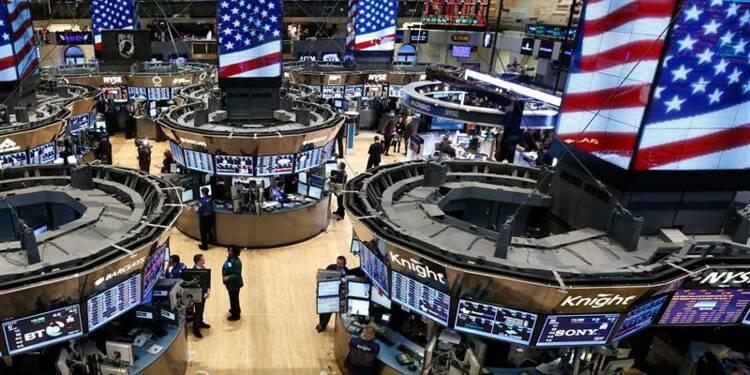 Wall Street ouvre en hausse, soutenue par les statistiques