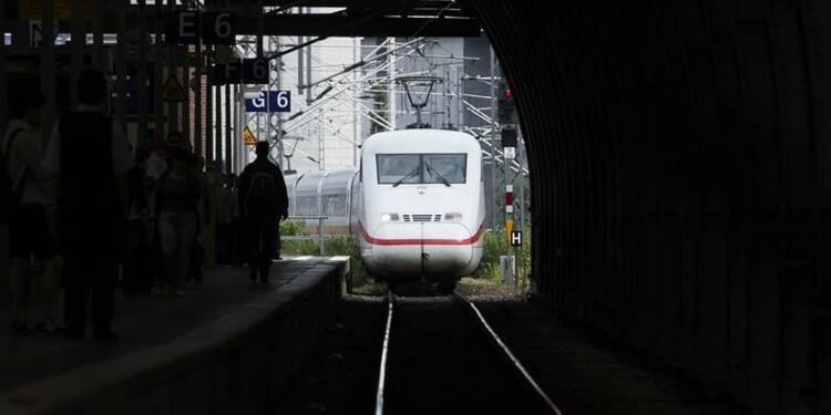Deutsche Bahn réduit une importante commande à Siemens