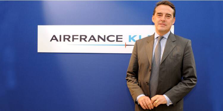 Les petits secrets d'Alexandre de Juniac, le P-DG d'Air France