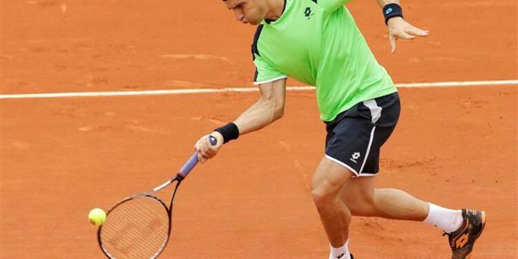 Roland-Garros: David Ferrer premier qualifié pour les huitièmes