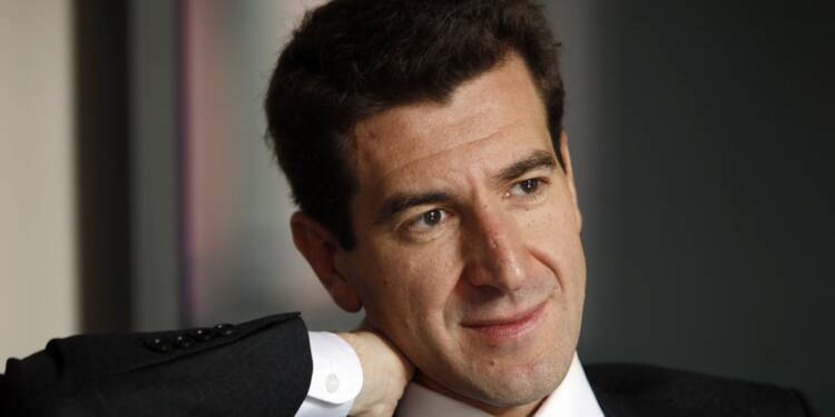 Mathieu Pigasse, patron de Lazard France : merci la crise!