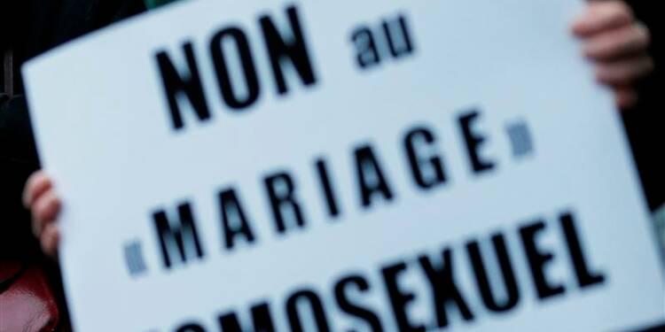 Radicalisation des opposants au mariage homosexuel