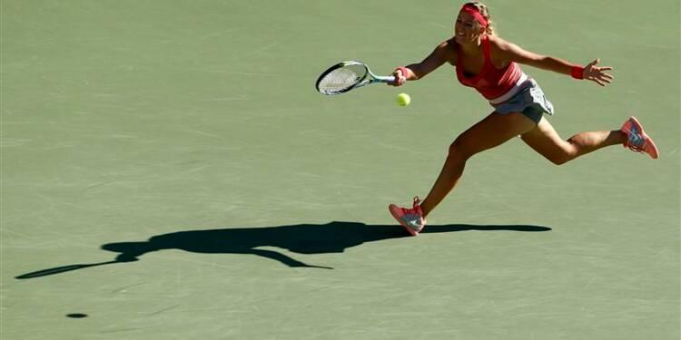 US Open: Victoria Azarenka bat Flavia Pennetta et va en finale