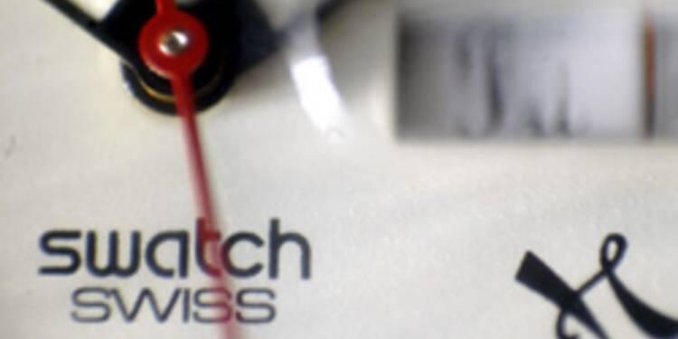 L'implacable mécanique Swatch