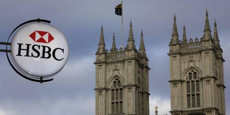 Bond du bénéfice de HSBC, baisse des créances douteuses