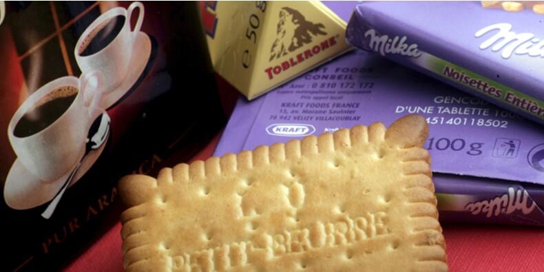 """Kraft Foods réinvente le """"deux en un"""""""