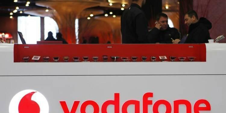Vodafone prêt à cibler l'Italie pour ses investissements