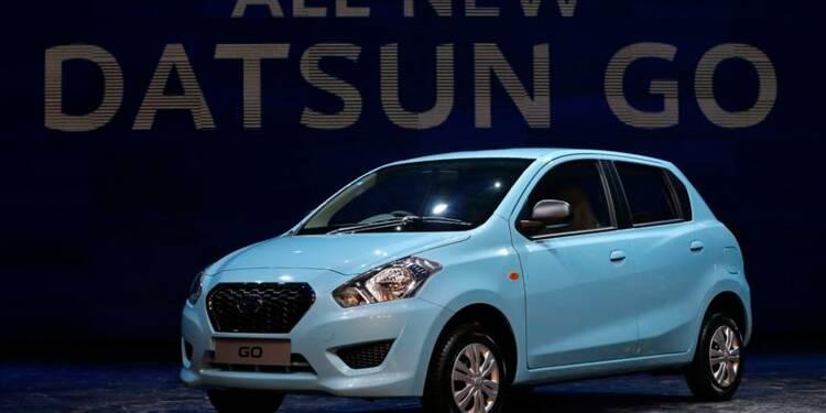 Nissan pourrait lancer sa marque Datsun au Brésil