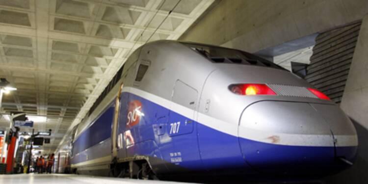 La ponctualité des TGV légèrement inférieure aux objectifs en 2013