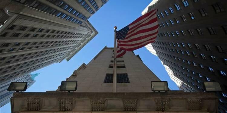 Wall Street ouvre en légère hausse, GM bondit
