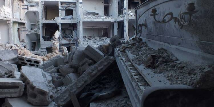 La destruction de l'arsenal syrien différée de six mois