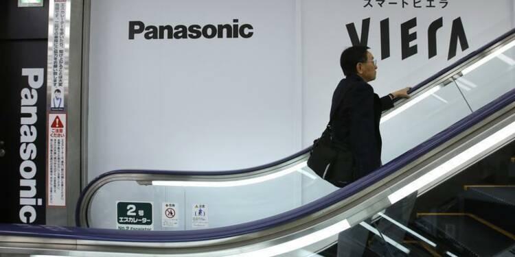 Panasonic supprime 5.000 postes dans ses activités industrielles