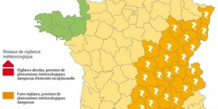 Un mort dans des inondations au Pays basque
