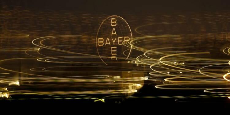 Bayer fait mieux que prévu au 1er trimestre