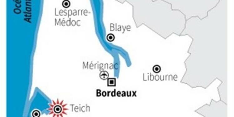 Cinq morts dans un accident de la route en Gironde