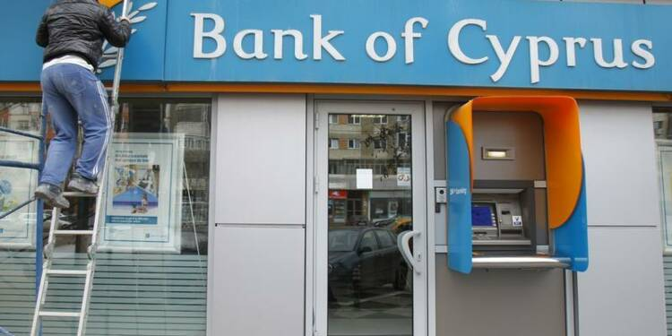 Une taxe de 20% pour la Banque de Chypre, 4% pour d'autres banques