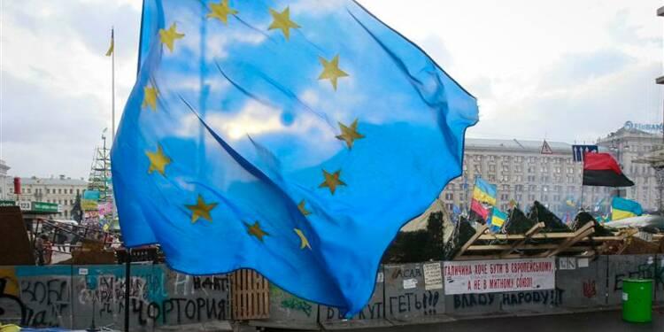 L'Ukraine discute d'un partenariat stratégique avec la Russie