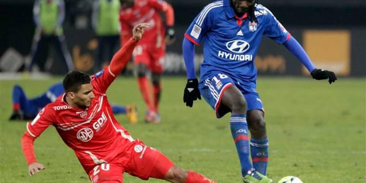 Ligue 1: Lyon reprend la tête pour au moins 48 heures