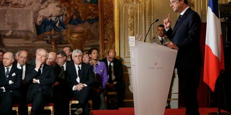 Hollande attendu sur le pacte de responsabilité et les déficits