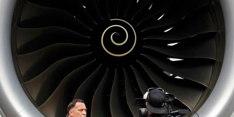 Rolls-Royce prépare un nouveau moteur d'avion plus performant