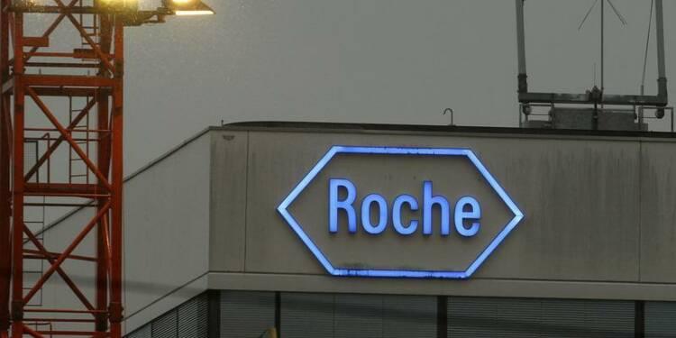Roche confirme ses prévisions annuelles
