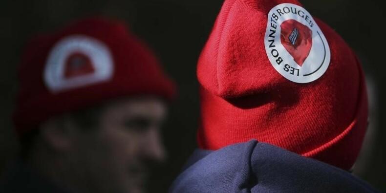 """Quatre """"bonnets rouges"""" remis en liberté"""