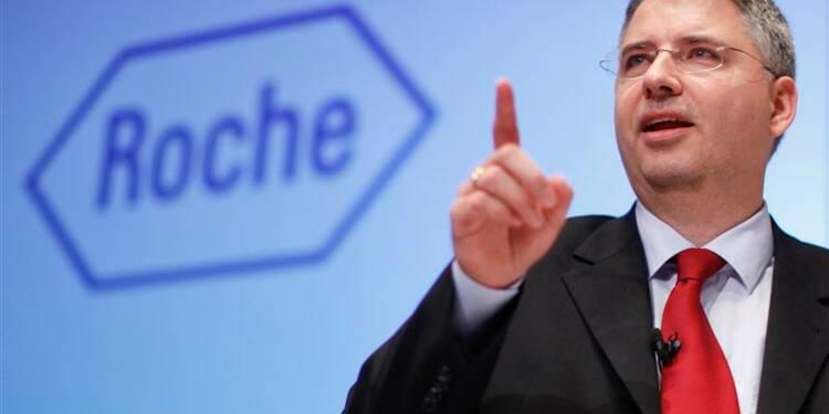 Roche publie un bénéfice 2012 en hausse de 11%