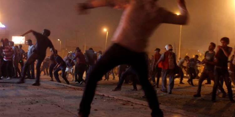 Combats entre pro et anti-Morsi au Caire