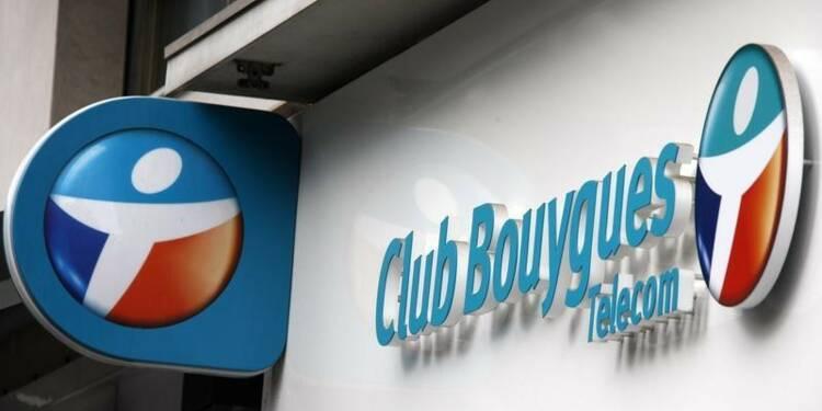 Le titre Bouygues en baisse dans l'attente de son offre sur SFR