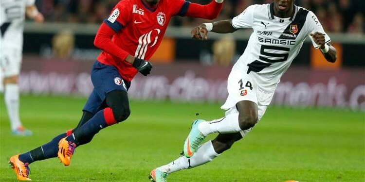 Ligue 1: Lille fait match nul contre Rennes, reste au ralenti