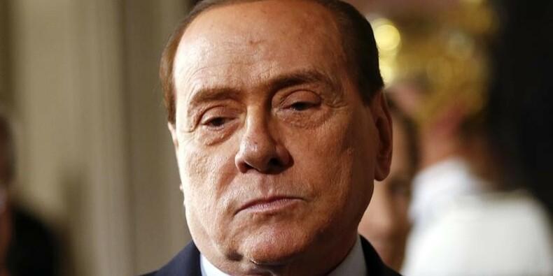 Silvio Berlusconi relaxé en appel dans une affaire liée à Unipol