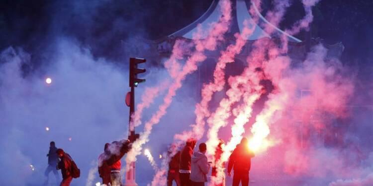 Douze personnes jugées après les violences de la fête du PSG