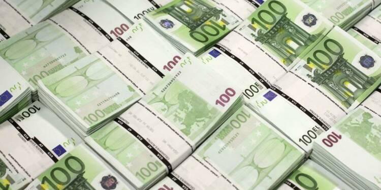 Première baisse de la dette en six ans dans la zone euro