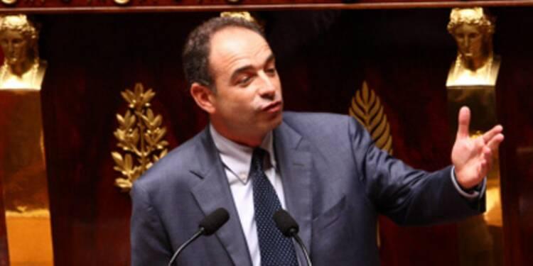 UMP : Jean-François Copé élu président