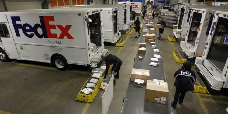 Le bénéfice de FedEx supérieur au consensus au 4e trimestre