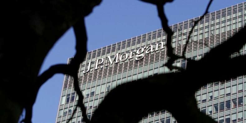 Le trading pèse sur le bénéfice de JPMorgan au 1er trimestre