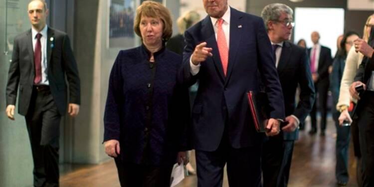 Les discussions sur le nucléaire iranien prolongées à Genève
